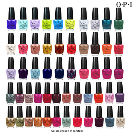 Nomorack.com OPI 5 polishes for $18!