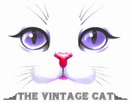the vintage cat