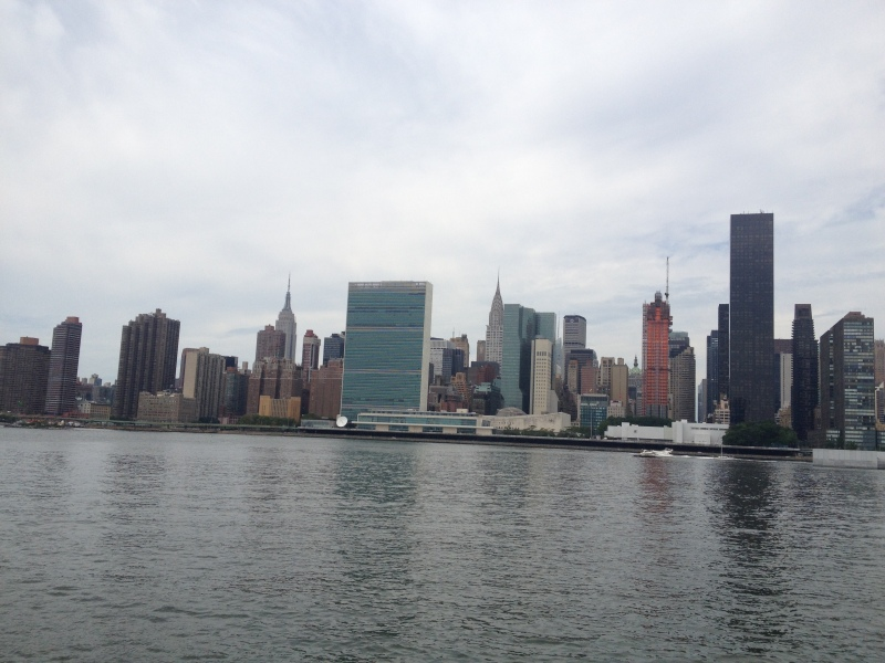 Manhattan Views from LIC