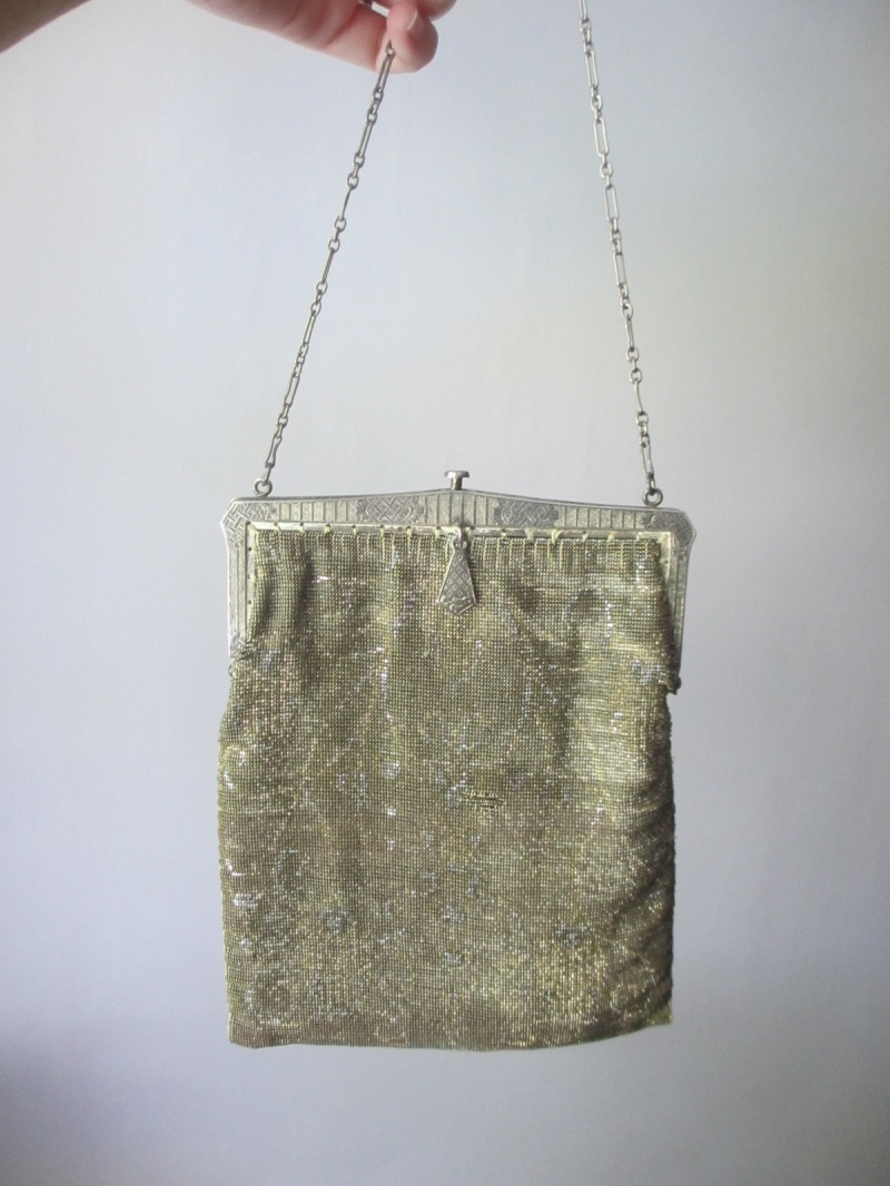 Importe French Steel Purse