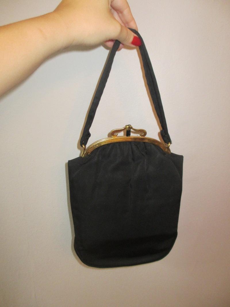 1940s purse