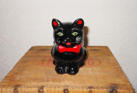 black cat plantar
