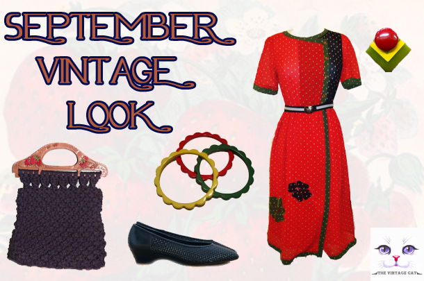 september curated vintage by the vintage cat