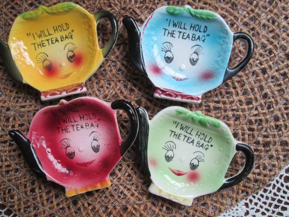 tea bag holders