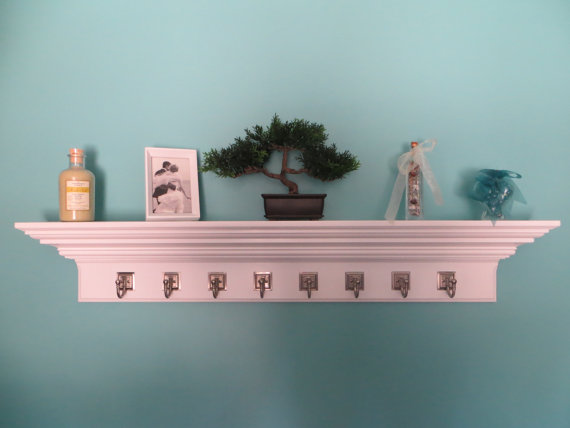 48 inch Floating Wall Shelf