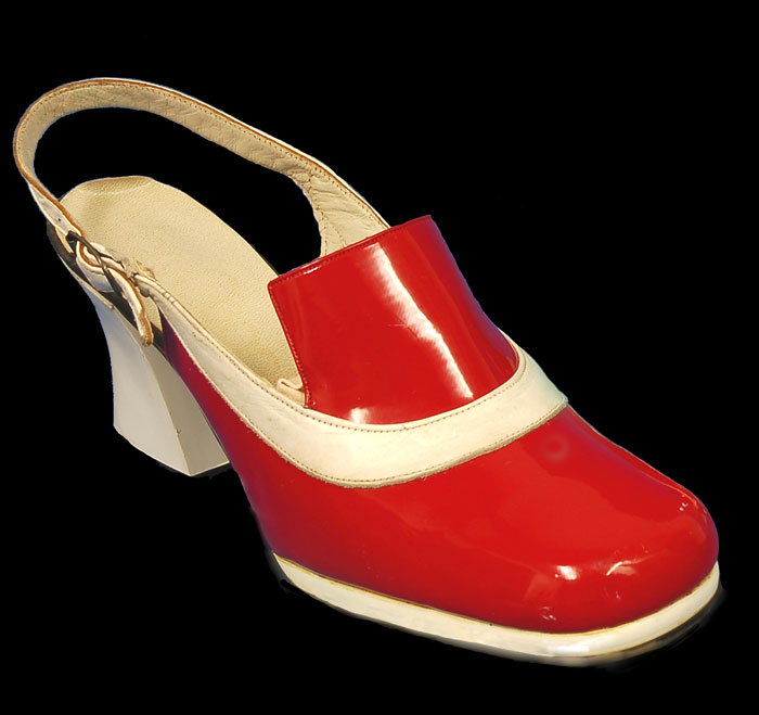 1960s shoe