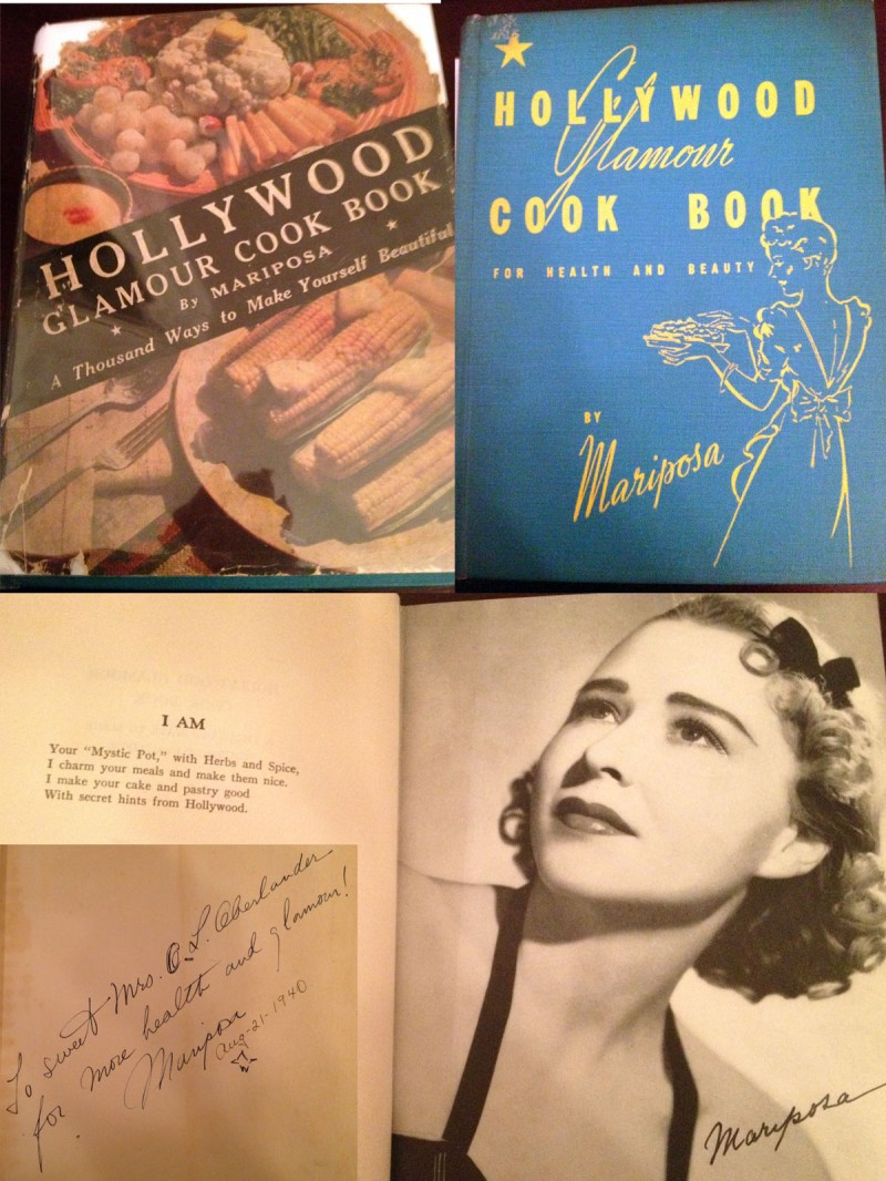 Hollywood Cook Book