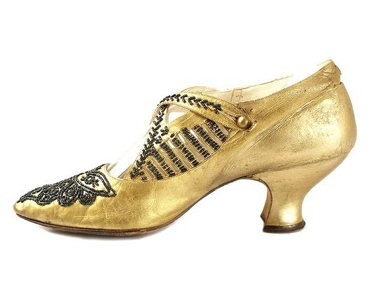 shoes 1910s