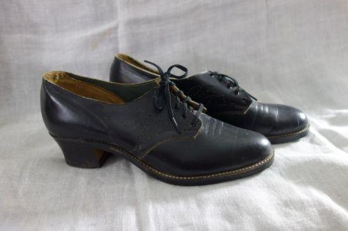 shoes 1930s