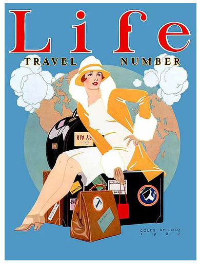 Travel Lady Life cover