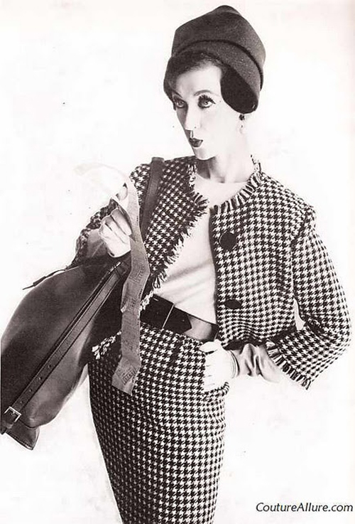 1959 Houndstooth