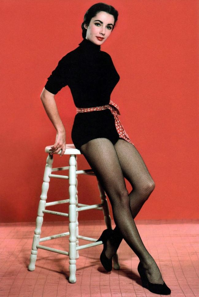 Elizabeth Taylor 1949