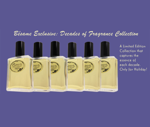 besame fragrance